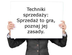 Grupa Kozubik i Partnerzy -techniki sprzedazy-sprzedaz to gra