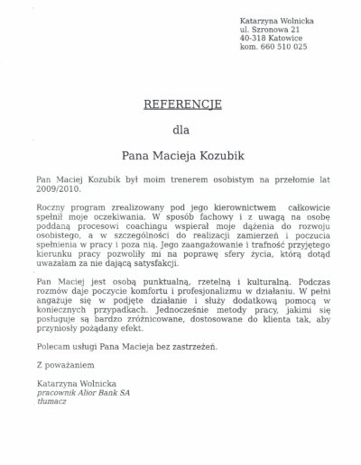 aretech_referencje_Maciej-Kozubik