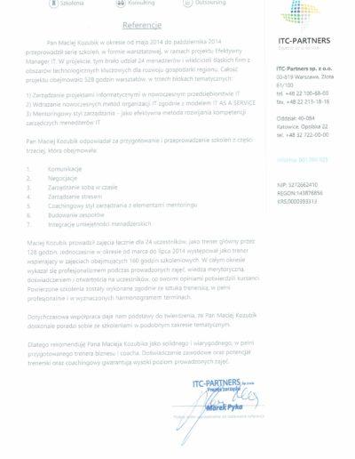 itc_partners_referencje_Maciej-Kozubik