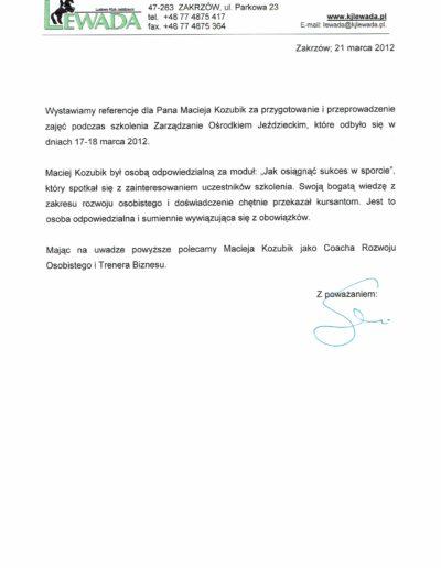 lewada_referencje_Maciej-Kozubik