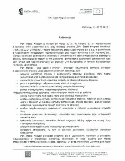 spi_referencje_Maciej-Kozubik_1