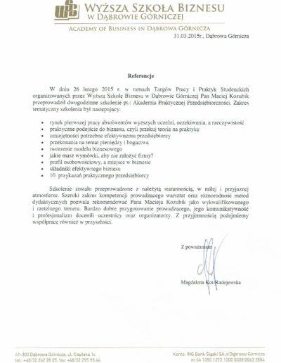 wsb_referencje_Maciej-Kozubik